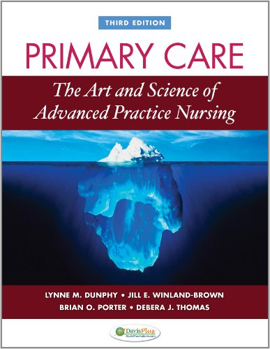 Primary Care: The Art and Science of Advanced Practice Nursing 9780803622555