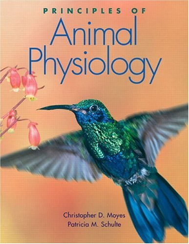 Principles of Animal Physiology 9780805353518