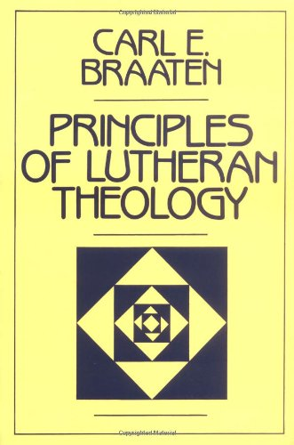 Principles of Lutheran Theolog 9780800616892
