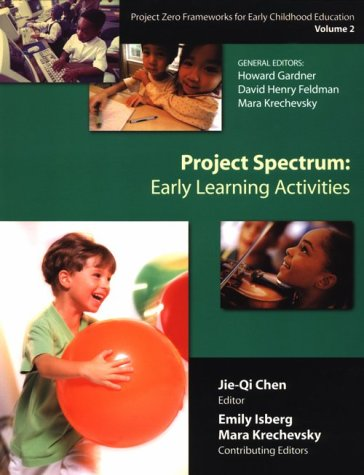 Project Spectrum: Learning Activities Guide 9780807737675