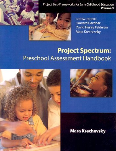 Project Spectrum: Preschool Assessment Handbook 9780807737682