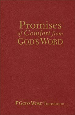 Promises of Comfort from God's Word, Maroon Imitation Leather