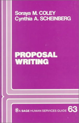 Proposal Writing 9780803932326