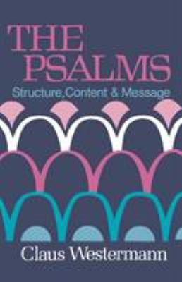 Psalms - Westermann, Claus / Gehrke, Ralph D.