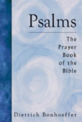 Psalms: The Prayer Book of the Bible 9780806614397