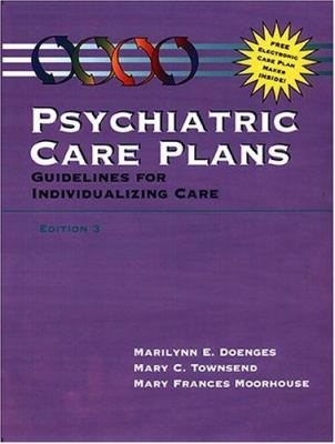Psychiatric Care Plans: Guidelines for Individualizing Care 9780803603226