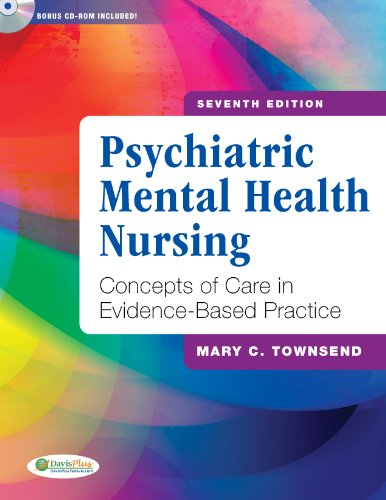 Psychiatric Mental Health Nursing: Concepts of Care in Evidence-Based Practice [With CDROM] 9780803627673