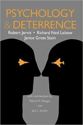 Psychology and Deterrence 9780801838422