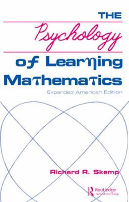 The Psychology of Learning Mathematics: Expanded American Edition 9780805800586