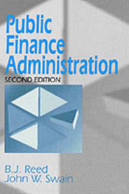 Public Finance Administration 9780803974050