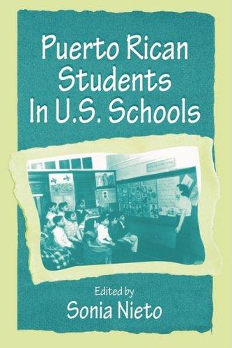 Puerto Rican Students U.S.Schs PR 9780805827651