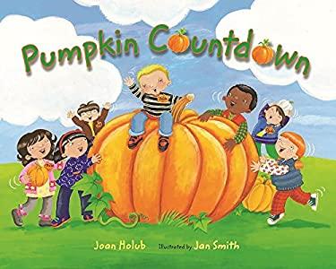 Pumpkin Countdown 9780807566602