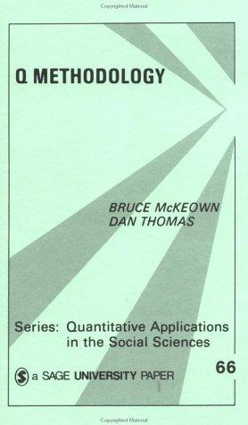Q Methodology 9780803927537