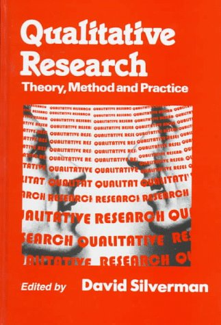 Qualitative Research: Theory, Method and Practice 9780803976658