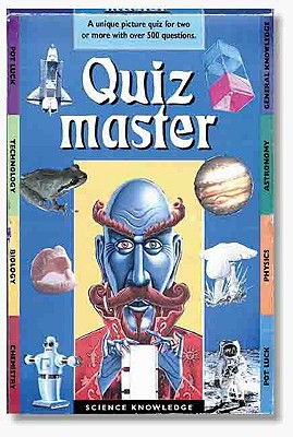 Quiz Master: Science Knowledge 9780806921082