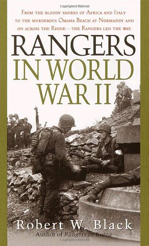Rangers in World War II 9780804105651