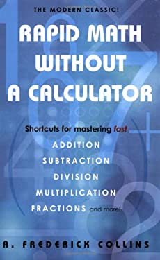 Rapid Math Without a Calculator 9780806527796