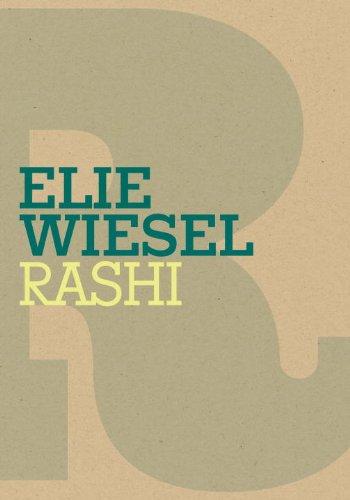 Rashi: A Portrait 9780805242546
