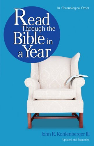 Read Through the Bible in a Year 9780802471673