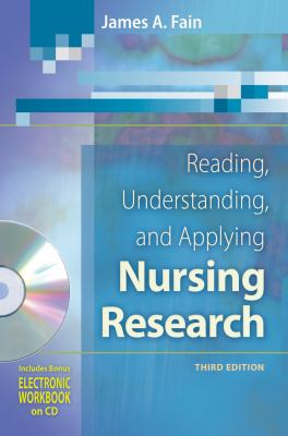 Reading, Understanding, and Applying Nursing Research 9780803618817