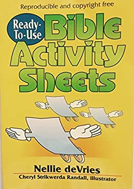 Ready-To-Use Bible Activity Sheets 9780801030086