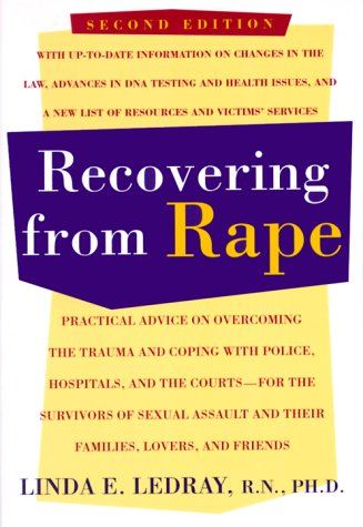 Recovering from Rape 9780805029284