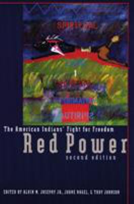 Red Power: The American Indians' Fight for Freedom 9780803276116