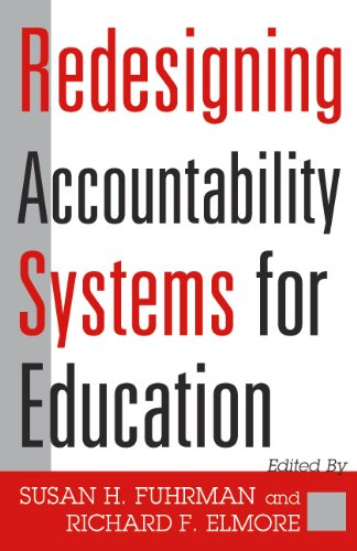 Redesigning Accountability Systems for Education 9780807744253
