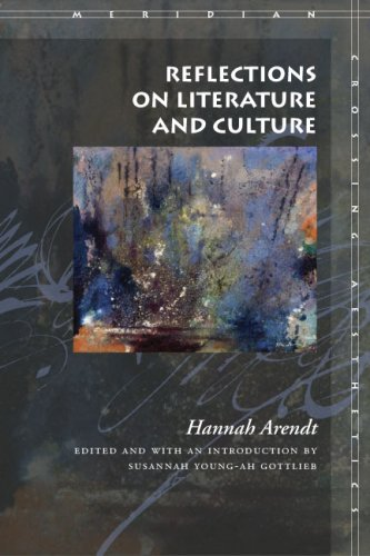 Reflections on Literature and Culture 9780804744997