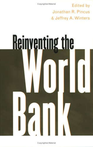 Reinventing the World Bank 9780801487927