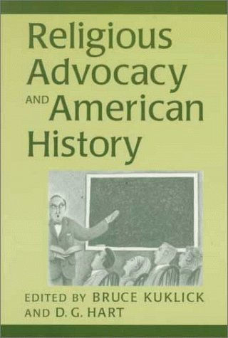 Religious Advocacy and American History 9780802842602