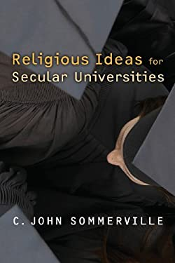 Religious Ideas for Secular Universities 9780802864420