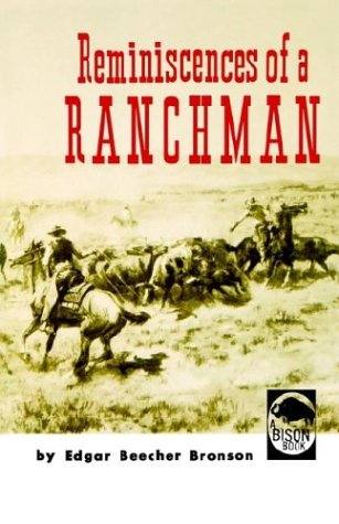 Reminiscences of a Ranchman 9780803250239