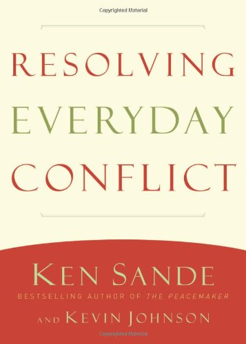 Resolving Everyday Conflict 9780801013867