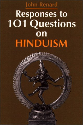 Responses to 101 Questions on Hinduism 9780809138456