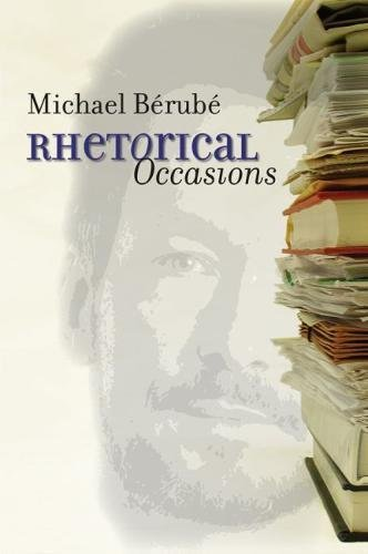 Rhetorical Occasions: Essays on Humans and the Humanities 9780807830673