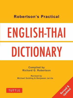 Robertson's Practical English-Thai Dictionary 9780804833851