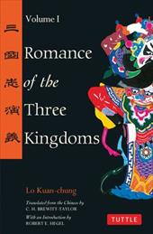 Romance of the Three Kingdoms Volume 1 3283171