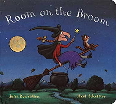 Room on the Broom Board Book 9780803738416