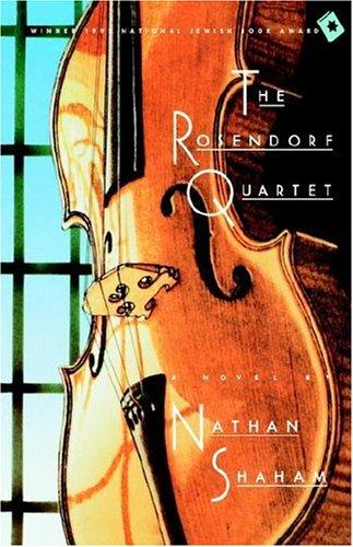 Rosendorf Quartet 9780802133168