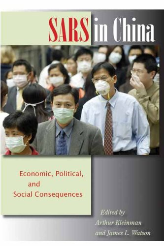 SARS in China: Prelude to Pandemic? 9780804753142