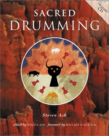 Sacred Drumming [With CD] 9780806926575