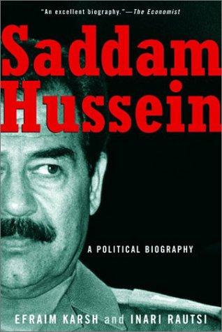 Saddam Hussein: A Political Biography 9780802139788