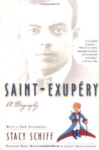Saint-Exupery: A Biography 9780805079135