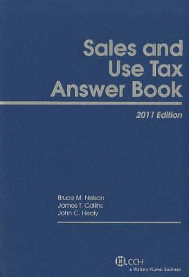 Sales and Use Tax Answer Book, 2011 9780808023067