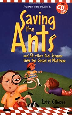 Saving the Ants [With CDROM] 9780806640808
