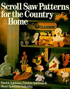Scroll Saw Patterns for the Country Home 9780806904818