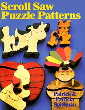 Scroll Saw Puzzle Patterns 9780806965864