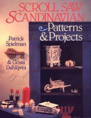 Scroll Saw Scandinavian Patterns  Projects