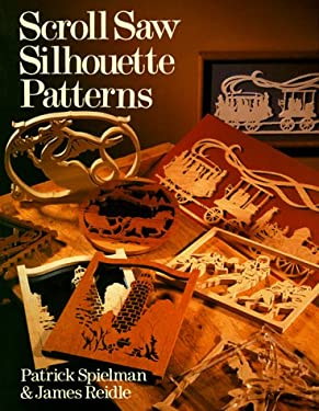 Scroll Saw Silhouette Patterns 9780806903064